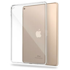 TPU Silikon Case für Apple iPad Air 2 (iPad 6) Transparent Klar Crystal Cover