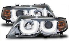 Scheinwerfer 3D LED Standlichtringe BMW E46 4-türer Limousine+Touring 2001-2005