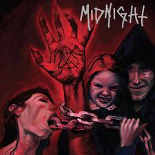 MIDNIGHT - No Mercy For Mayhem LP (Oxblood vinyl) 5x4 OFFER  Read Description