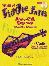 Fiddle Jam: A Way-Cool Easy Way to Learn How to Improvise