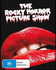 THE ROCKY HORROR PICTURE SHOW - PAL R4 DVD ~ TIM CURRY~SUSAN SARANDON *NEW*