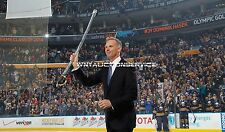 DOMINIK HASEK Buffalo Sabres Wall Hall of Fame Photo 8x10 unsigned