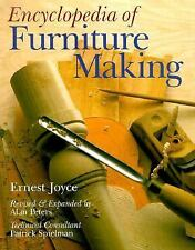 Encyclopedia of Furniture Making by Ernest Joyce (1987, Hardcover, Revised)