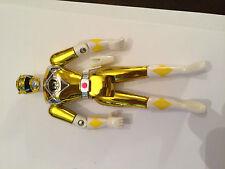 POWER RANGERS Mighty Morphin GIALLO CROMO Ranger-buon esempio