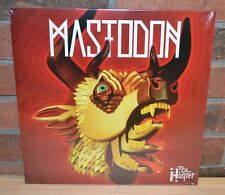 MASTODON - The Hunter, Import LP BLACK VINYL New & Sealed!