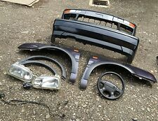 VW GOLF MK3 3 EURO BODY KIT CONVERSION BUMPER FENDER HEADLIGHT FLARE GENUINE OEM