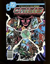 Crisis On Infinite Earths #3 (News) VFNM Perez Death of Losers New Teen Titans
