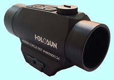 Holosun Micro Red-Dot Sight (2 MOA) Parallax Free, Circle Red Dot - HS503FL