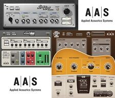 **AAS Pack: Lounge Lizard Session, Ultra Analog Session & Strum Acoustic Session