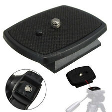Tripod Quick Release Plate Screw Adapter Mount Head For DSLR SLR  Camera  Useful