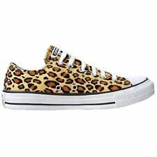 CONVERSE ALL STAR CHUCKS SCHUHE EU 37,5 UK 5 LEOPARD LIMITED EDITION OX 131850