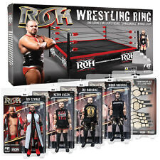Ring of Honor Wrestling Action Figures Special Deal