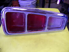 1968 DODGE CORONET SUPERBEE LH TAIL LIGHT NICE OEM