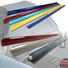 99-04 PAINTED VOLKSWAGEN VW JETTA MK4 TRUNK LIP SPOILER WING & ROOF SPOILER §