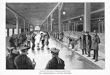 CURLING MINNEAPOLIS CLUB RINK BONSPIEL ST. PAUL RINK WINNIPEG CURLING GENEALOGY