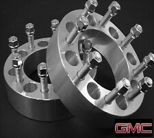 2 Pc 2011-2016 GMC 2500 8x180mm Wheel Spacer Adapters 2.00 Inch # 8180E1415