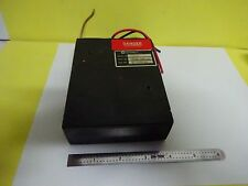 HIGH VOLTAGE POWER SUPPLY FOR HELIUM NEON LASER AS IS BIN#W9-10