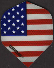 American Flag WINMAU Dart Flights: 3 per set