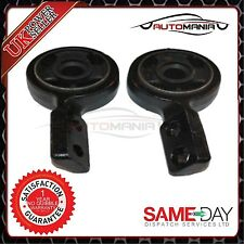 APD BMW E36 Z3 CONTROL TRAILING ARM ARMS BRACKET RETAINER BUSHING BUSHINGS SET P