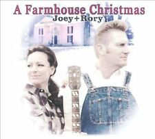 A Farmhouse Christmas [Digipak] by Joey + Rory (CD, Oct-2011, Welk)