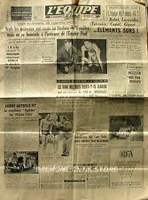 Journal l'Equipe n°715 - 1948 - Laurent Dauthuille - J.O de Wembley - McKenley