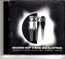 (DM517) Sons Of The Eclipse, 21st Century Dance/Rock - 2012 CD