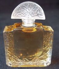 "LALIQUE Miniature Perfume Bottle (full) First Limited Edition ""Honeysuckle"" Mini"
