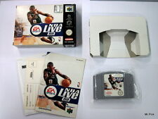 NBA LIVE 99 EA Sports Nintendo 64 N64 PAL USED Retro Game