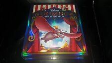 Disney's DUMBO Blu-ray +DVD 2-Disc Set Special Limited Edition New w Certificate