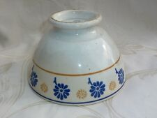 Ancien Bol en Faience de Saint Amand Antic French Old Bowl