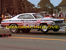 "Butch Leal ""the California Flash"" 1975 Plymouth Duster B/MP PHOTO!"
