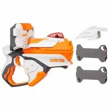 BRAND NEW HASBRO NERF LAZER LASER TAG SINGLE BLASTER PACK Game Pistol iPhone