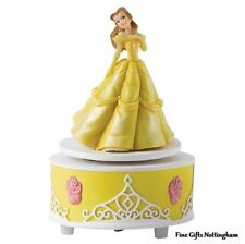 Disney Enchanting Princess Belle Musical Figurine - Tale As Old As Time
