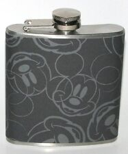 MICKEY MOUSE DISNEY CARTOON GIFT GIFTS FUN PARTY BAR LIQUOR HIP FLASK FLASKS