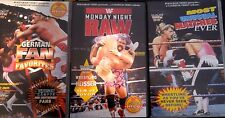 WWE 3-pack Polygram Collection 1993 Pt.2 ORIG 3 VHS-Set WWF Wrestling deutsch