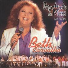 Carvalho, Beth Pagode De Mesa Ao Vivo CD