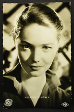 Ingeborg Schöner - Actor Movie Photo - Foto Autogramm-Karte AK (Lot-G-9600