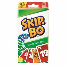 Skip-Bo Game- NEW
