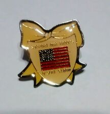 UPS United Parcel Service Pin Support Our Troops Desert Storm 1