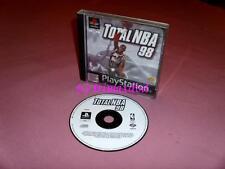 Ps1 _ total NBA 98 _ CD dans le top-état _ sur 1000 autres jeux en boutique