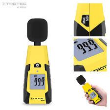 TROTEC BS06 Schallpegelmesser Dezibel Digital Schallpegelmessgerät 40 - 130 dB