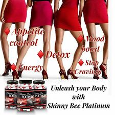 Skinny Bee Platinum edition Exclusive product Elite Weight Loss bee pollen