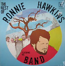 RONNIE HAWKINS – The Best Of SEALED LP The BAND