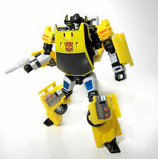 Transformers Henkei / Generations / Classics / united Sunstreaker loose