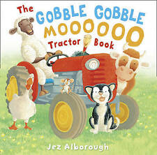 The Gobble Gobble Moo Tractor  BOOK NEW