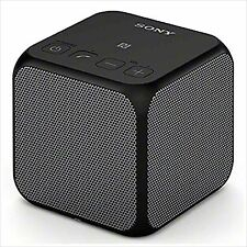 Sony Bluetooth Wireless Portable Speaker Cube  SRS-X11(B) Black fm Japan