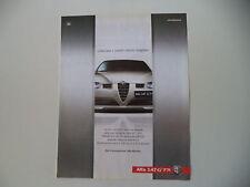 advertising Pubblicità 2002 ALFA ROMEO 147 GTA