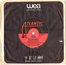 """COLLEEN HEWETT - PIPPIN / I CAN'T FLY - 7"""" 45 VINYL RECORD 1974"""