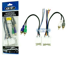 AMP INTEGRATION AFTERMARKET WIRING HARNESS FOR NISSAN/ INFINITI (70-7551)