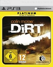 Playstation 3 COLIN MCRAE DIRT Platinum Neuwertig